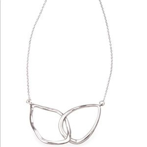 New Chloe + Isabel Double Teardrop Necklace